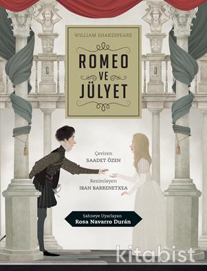 Can Çocuk Yayınları - Romeo ve Jülyet