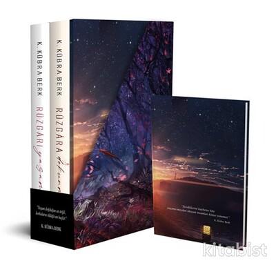 Ephesus Yayınları - Rüzgarın Sesi Kutulu Set (2 Kitap Takım - Ciltli)