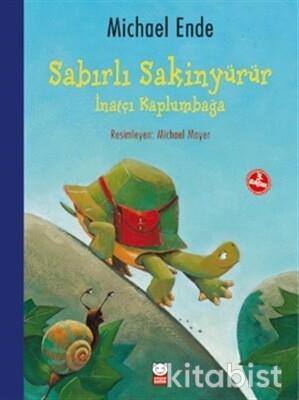 Kırmızı Kedi Yayınları - Sabırlı Sakinyürür - İnatçı Kaplumbağa