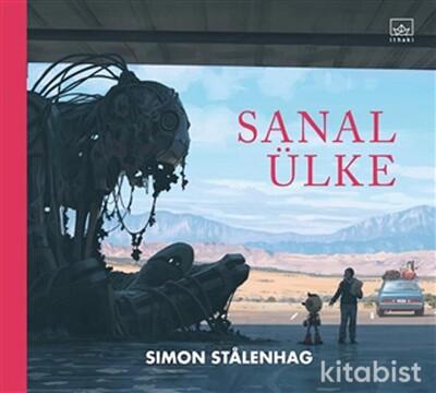 İthaki Yayınları - Sanal Ülke (Ciltli)
