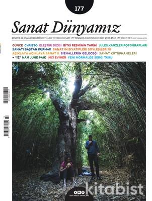 Yapıkredi Yayınları - Sanat Dünyamız 177