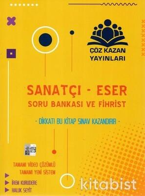 Çöz Kazan Yayınları - Sanatçı-Eser Soru Bankası ve Fihrist