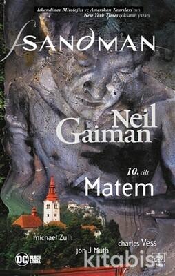İthaki Yayınları - Sandman 10 - Matem