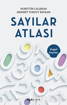 Alfa Yayınları - Sayılar Atlası