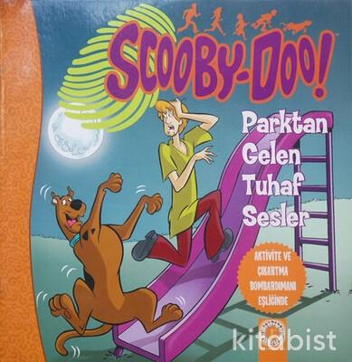 Artemis Yayınları - Scooby Doo Parktan Gelen Tuhaf Sesler