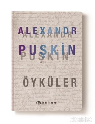 Epsilon Yayınları - Seçme Öyküler - Alexandr Puskın (Sert Kapak)