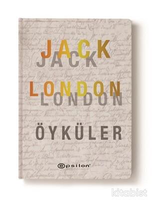 Epsilon Yayınları - Seçme Öyküler - Jack London