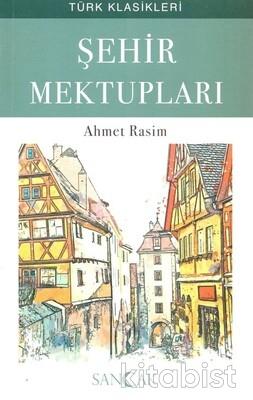 Sancak Çocuk - Şehir Mektupları Türk Klasikleri