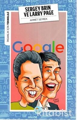Sergey Brin ve Larry Page (Teknoloji) Maviçatı Yay