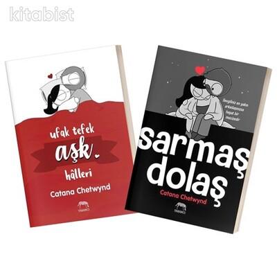 Yabancı Yayınları - Sevgililer Günü Seti (2 Kitap Takım)