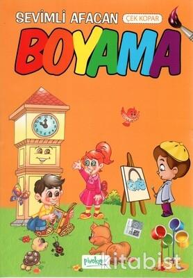 Pinokyo - Sevimli Afacan Boyama