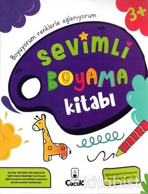 Floki Çocuk - Sevimli Boyama Kitabı