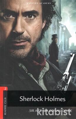 Winston Academy - Sherlock Holmes - Level 2