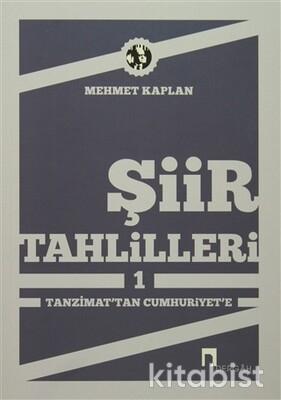Dergah Yayınları - Şiir Tahlilleri 1