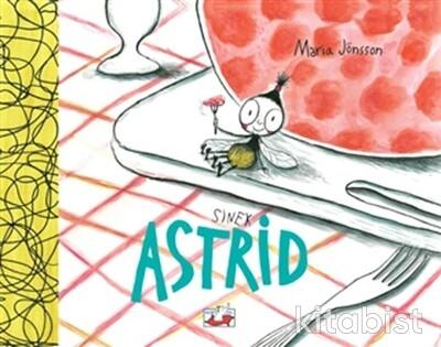 Uçan Fil Yayınları - Sinek Astrid