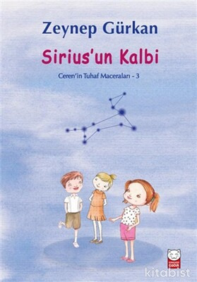 Kırmızı Kedi Yayınları - Sirius un Kalbi