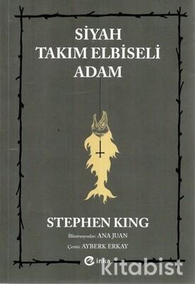 İnka Kitap - Siyah Takım Elbiseli Adam