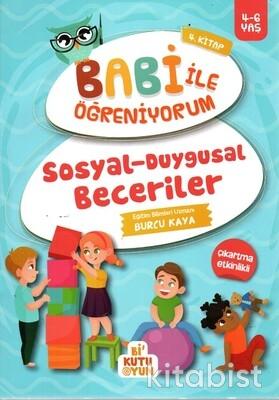 Bi Kutu Oyun - Sosyal-Duygusal Beceriler - Babi İle Öğreniyorum 4. Kitap