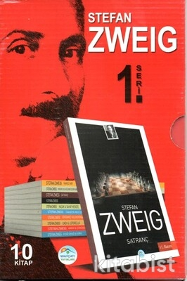 Stefan Zweig Seti 10 Kitap (Set-1)