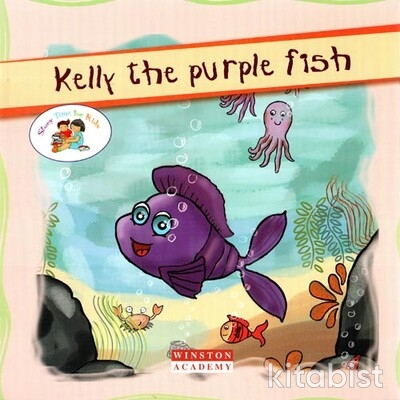 Winston Academy - Story Time - Kelly The Purple Fish