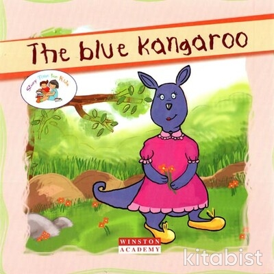Winston Academy - Story Time - The Blue Kangaroo