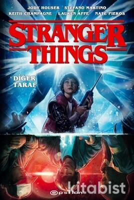 Epsilon Yayınları - Stranger Things - Diğer Taraf