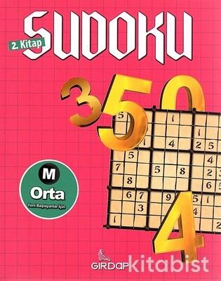 Girdap Yayınları - Sudoku-2-Orta