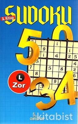 Girdap Yayınları - Sudoku-3-Zor