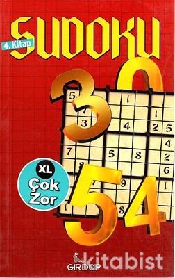 Girdap Yayınları - Sudoku-4-Çok Zor