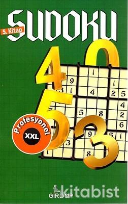 Girdap Yayınları - Sudoku-5-Profesyonel