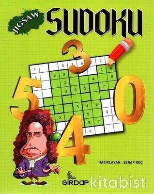 Girdap Yayınları - Sudoku Jıgsaw