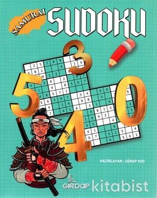 Girdap Yayınları - Sudoku Samurai