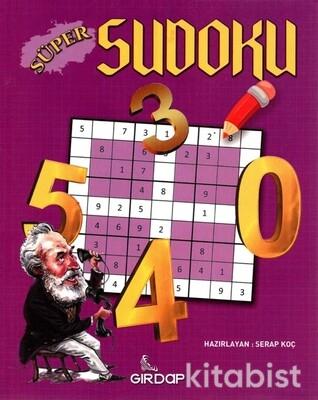 Girdap Yayınları - Sudoku Süper