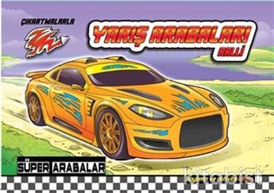 Koloni Yayınları - Süper Arabalar - Yarış Arabaları Ralli