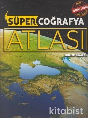 Armada Yayınları - Süper Coğrafya Atlası