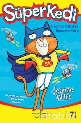 Süper Kedi Kızarmış Patates Hırsızına Karşı