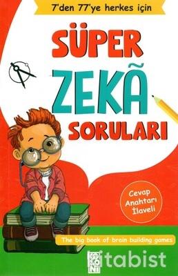 Koloni Yayınları - Süper Zeka Soruları