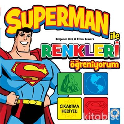 Artemis Yayınları - Superman İle Renkleri Öğreniyorum