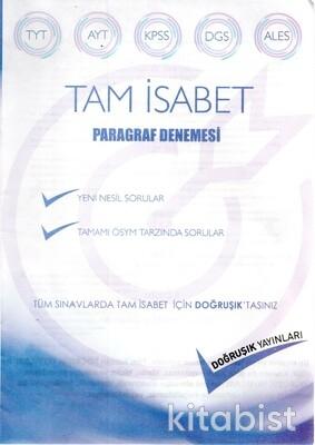 Doğruşık Yayınları - Tam İsabet Paragraf Denemesi
