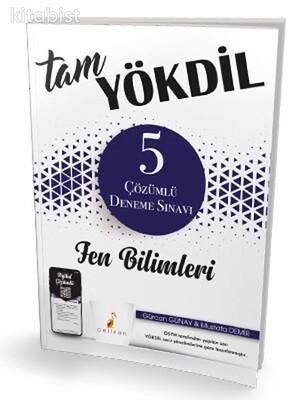 Pelikan Yayınları - Tam Yökdil Fen Bilimleri Dijital Çözümlü 5 Deneme Sınavı