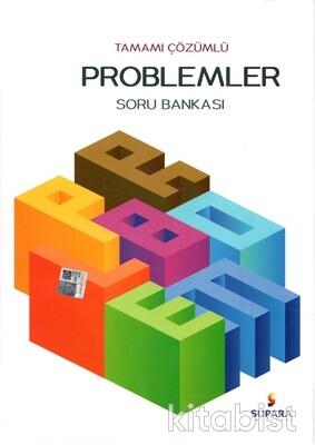 Supara Yayınları - Tamamı Çözümlü Problemler Soru Bankası