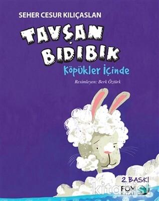 Fom Kitap - Tavşan Bıdıbık-Köpükler İçinde