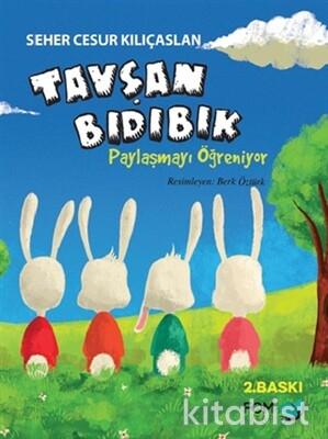 Fom Kitap - Tavşan Bıdıbık-Paylaşmayı Öğreniyor