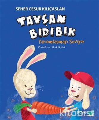 Fom Kitap - Tavşan Bıdıbık-Yardımlaşmayı Seviyor