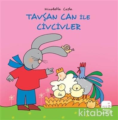 Uçan Fil Yayınları - Tavşan Can ile Civcivler