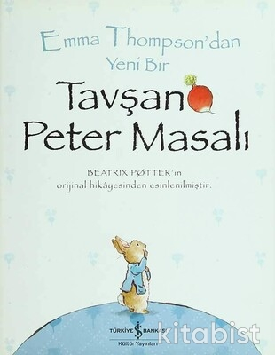 Tavşan Peter Masalı-Emma Thompson