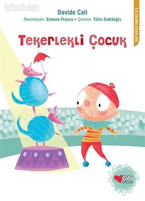 Can Çocuk Yayınları - Tekerlekli Çocuk
