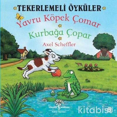 Tekerlemeli Öyküler-Yavru Köpek Çomar-Kurbağa Çopa