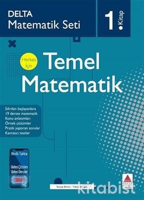Delta Yayınları - Temel Matematik Seti-1.Kitap