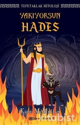 Epsilon Yayınları - Tepetaklak Mitoloji Yakıyorsun Hades